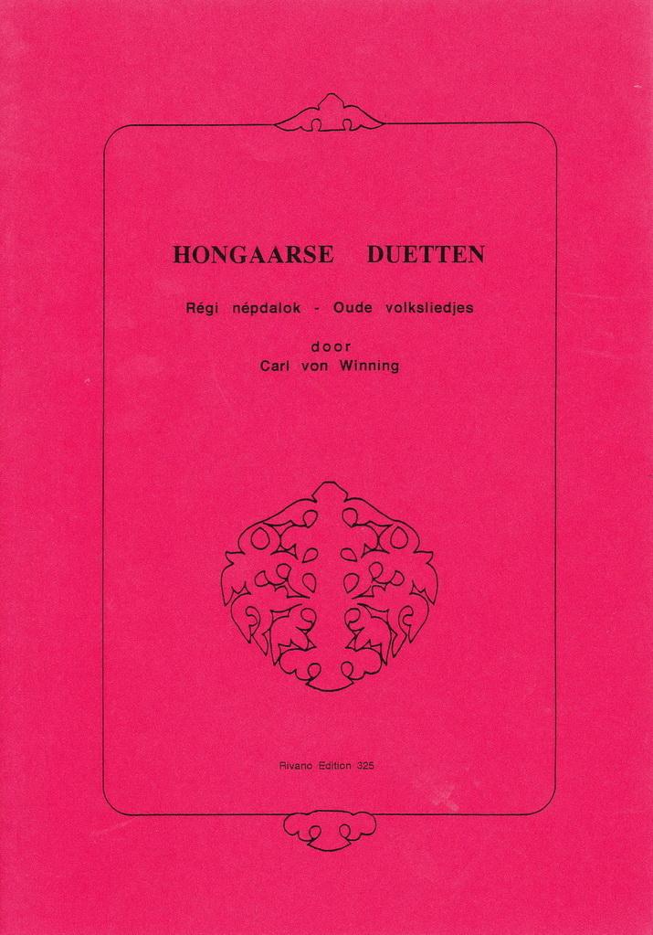 Hongaarse Duetten